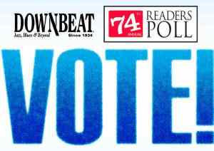 DownBeat Readers Poll